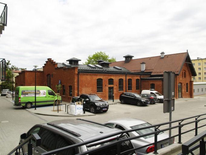 Olsztyn Aleja Wojska Polskiego budynek