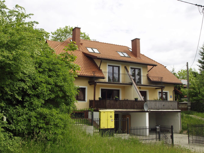 Olsztyn Szpakowa mieszkanie dwupoziomowe